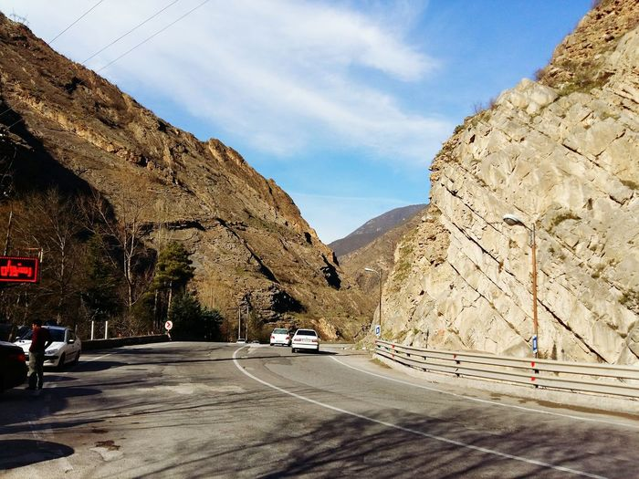 Chalous Road On A Trip Iran♥ Mountain View Back To Home Restaurant Hello World Photoshoot On The Road رستوران همسفر 😆