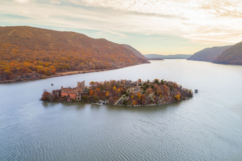 Drone  New York Beauty In Nature Day Dji Drone Photography Dronephotography Droneshot Mountain Nature Nautical Vessel No People Outdoors Scenics Sea Sky Sunset Tranquil Scene Tranquility Transportation Water Waterfront