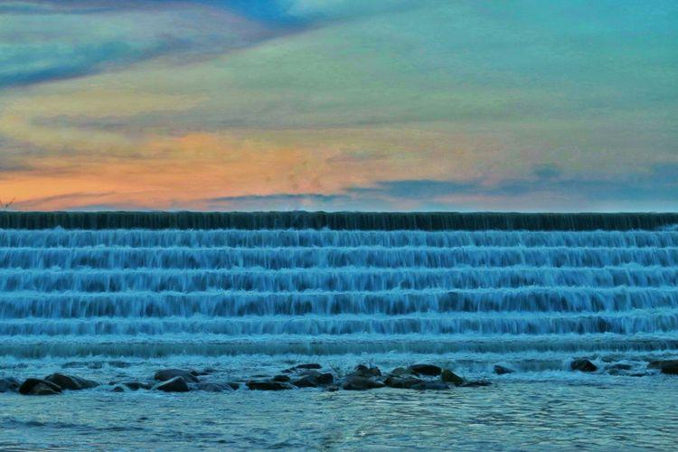 Hello World! Sunset Beautiful Nature Chennai India Canon 70d Landscape Gud Nite Eyeem