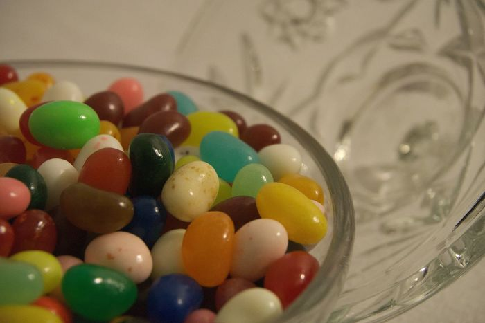 Jelly beans....mmmm. Projectaz Jellybeans Photoproject 365 Photography Day10 Candy Sweets
