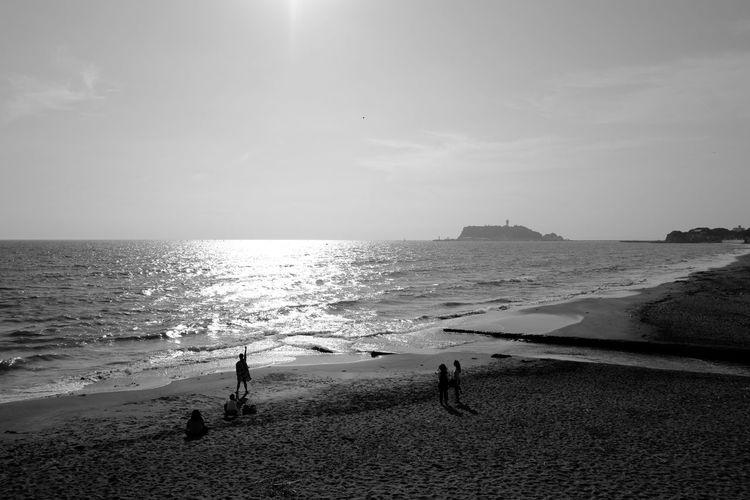 Blackandwhite EyeEm Best Shots Bw_collection Monochrome Original Bw Street Xpro1 Sea Sky