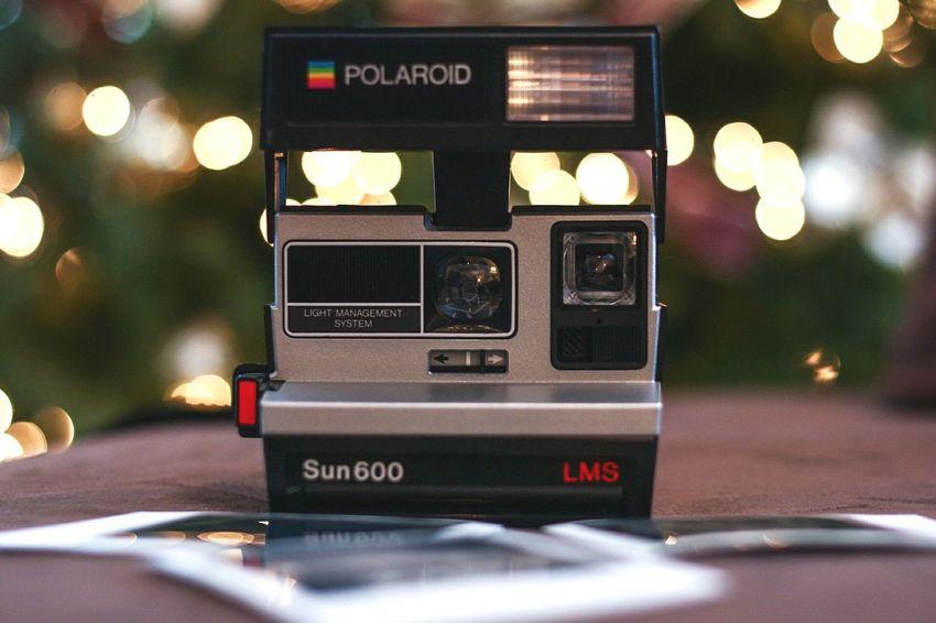 Old-fashioned Communication Close-up Antique No People Outdoors Day Polaroid 600 Polaroid Polaroid Pictures Polaroid Camera