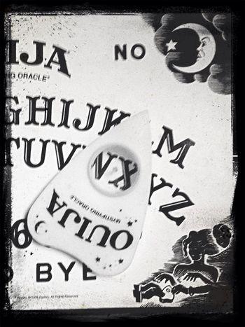Ouija Board  Spiritual Spirit Ghost