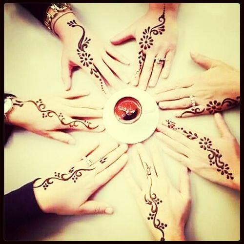Love it <3 _ <3 Henna Tattoo ❤ Hargous Fashion