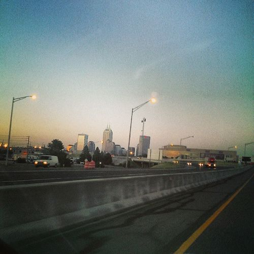 What up Indianapolis  Ontheroad Earlymorning  Outoftownmoves StackOrStarve