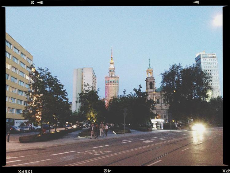 Geeat weekend in Warsaw Walking Around Warszawa