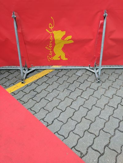 Red Tradition No People Outdoors Architecture Day Berlinale Berlinale2017 Friedrichstadtpalast Filmfestival Redcarpet