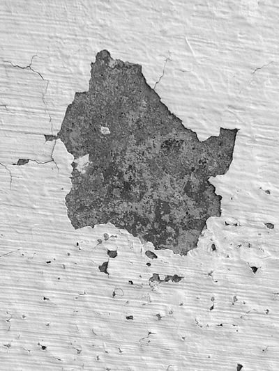 Abstract Wall Peeling Paint Exposed To The Elements Black And White Fine Art Photography Textures And Surfaces Surfaces And Textures