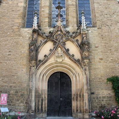 Merseburgerdom Merseburg Schloss Portal eingang
