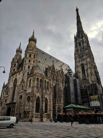 Church St Stephans Cathedral Austria Google Pixel EyeEmNewHere Medieval Architecture History Travel Destinations Travel Ancient Spirituality