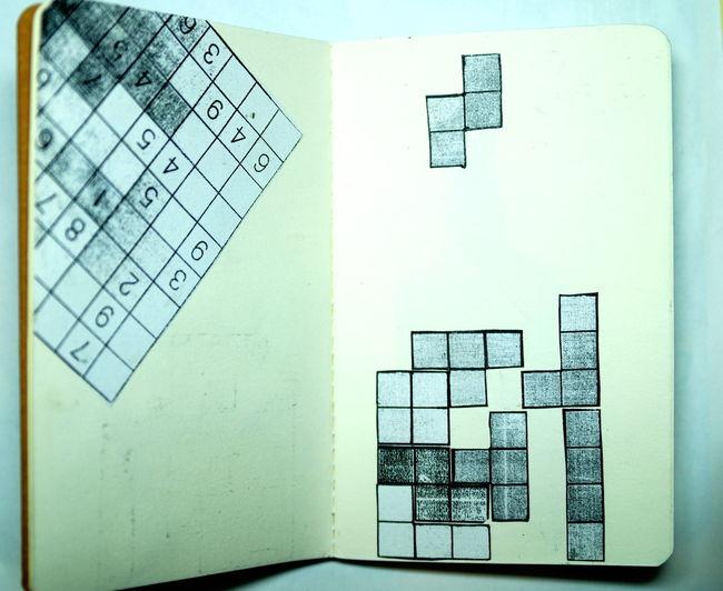 Note Sudoku Tetris