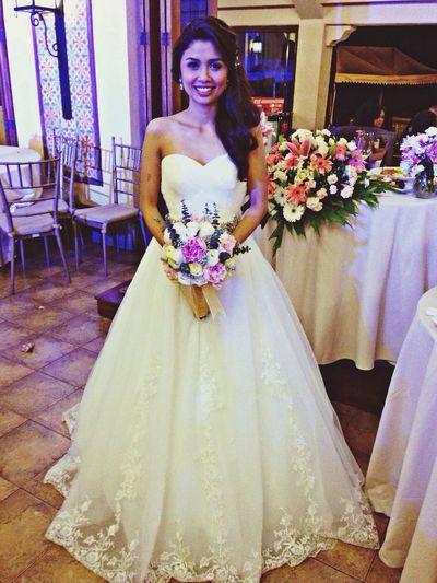 The blooming bride, Ginger. DanGer2014