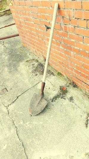 Stables Shovel Old Tradishional English