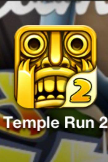 Playing Temple Run 2