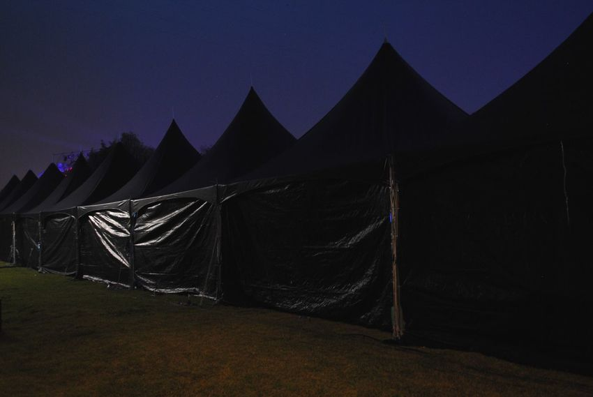 Night Tent Camping Fesitival