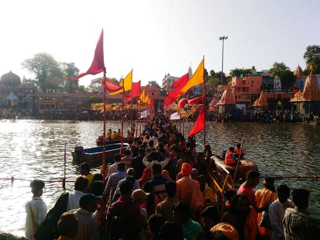 Up Close Street PhotographyUp Close Street Photography Simhastha Festival ,Ujjain ,India Kumbh 2016 Ujjain Sadhu Of India Ram Ghat Ujjain India Faith On God Shadhu Baba Crowd Crowd On Bridge The Great Outdoors With Adobe
