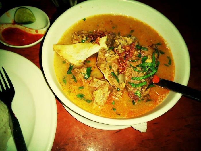 Oxtail soup..Enaaakk! Food Porn Traditional Food In My Mouf Enjoying Life