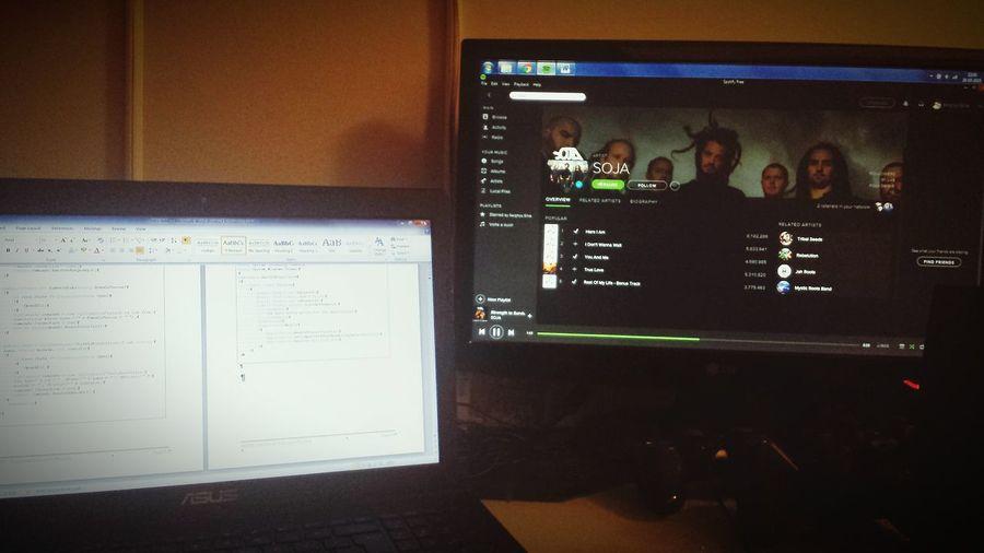 Work Reggae Boring Work  Report Done