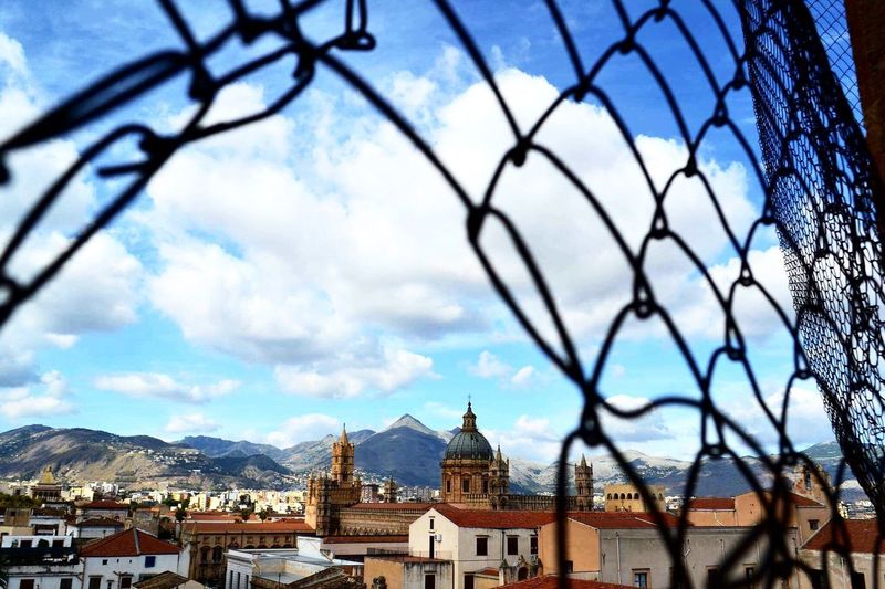 Architecture Sky City Cityscape Vision Cathedral Palermo Cupolasansalvatore Sicily First Eyeem Photo