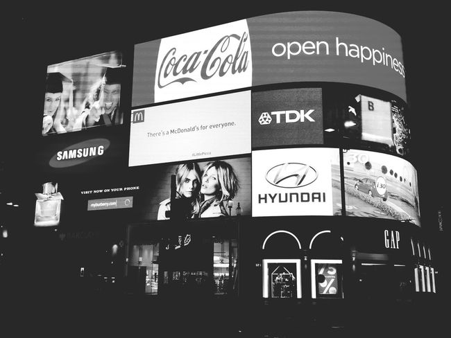 Piccadilly circus First Eyeem Photo