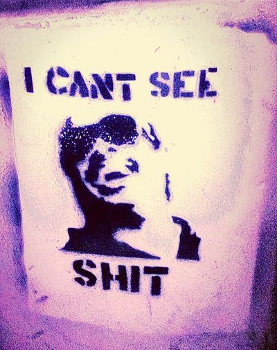 Stevie Wonder StevieWonder Stencil Blind