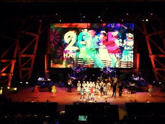 Concert 2015 happy new year!