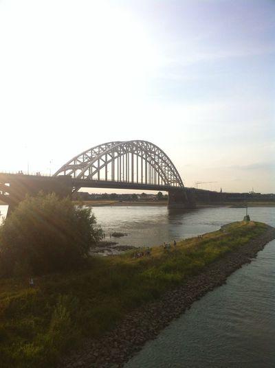 Waalbrug Nijmegen Waalbrug Nijmegen Bridge The Architect - 2017 EyeEm Awards