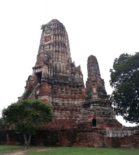 Wat Chaiwatthanaram Temple Thailand Architecture Ancient Temple Spirituality History The Past Tourist Attraction  Place Of Worship Places I've Been Place Of Interest
