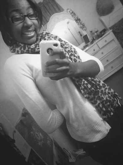 I Love My  Smile In This Picture. (: