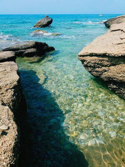Pietre Cadute Seccagrande Sea And Sky Sea Seascape