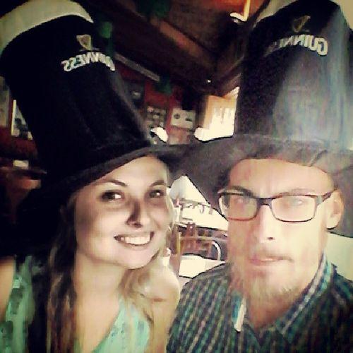 Saint Patrick's Day! Bora bebemorar Guinness Beer