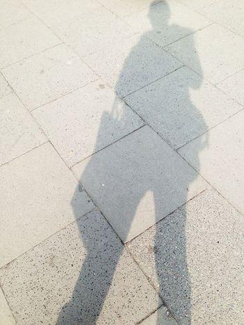 Ich shoppe schneller als mein Schatten