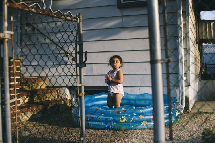 Pool Party. The Portraitist - 2014 EyeEm Awards EyeEm Best Shots Enjoying Life