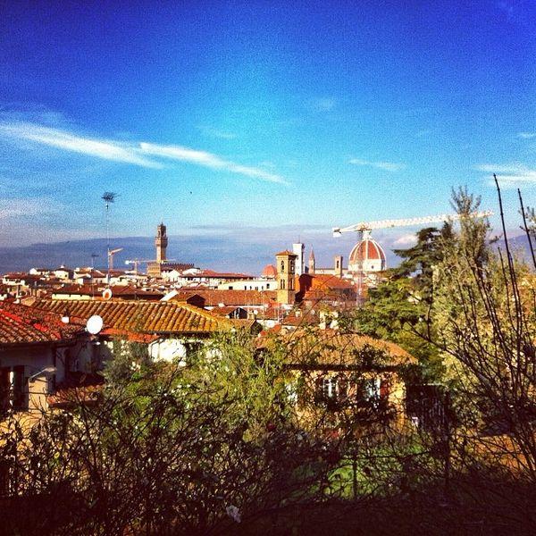 Snapseed Firenze Italy Sun