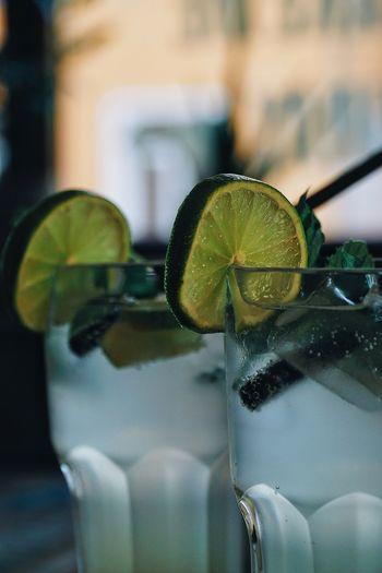 Glass Citrus