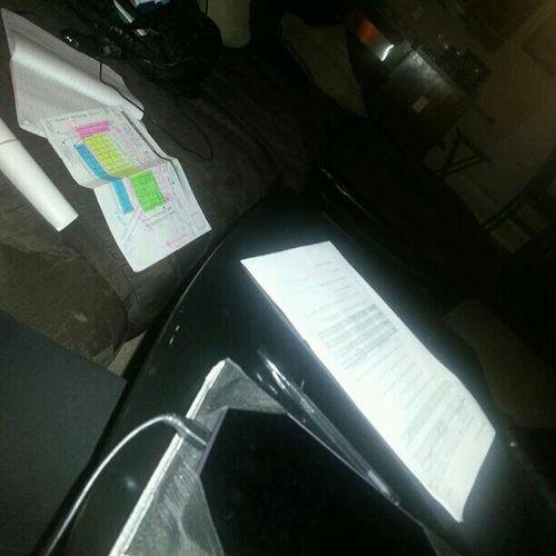 EXAM STUDYING, #NOGAMES
