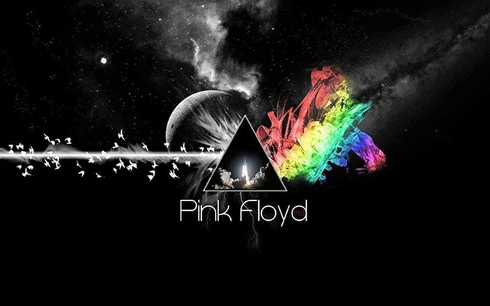 Istanbul Music Pink Floyd The Dark Side Of The Moon Weed Stoned Rainbow Prism 70's 80's