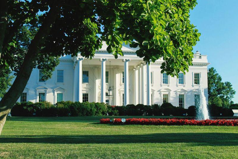 TheWhiteHouse WashingtonDC President USA
