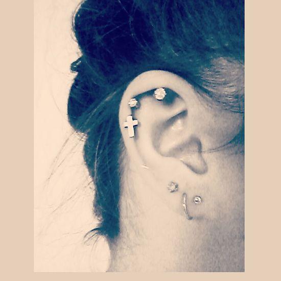 That's Me Peircings Ear Piercing Addicted