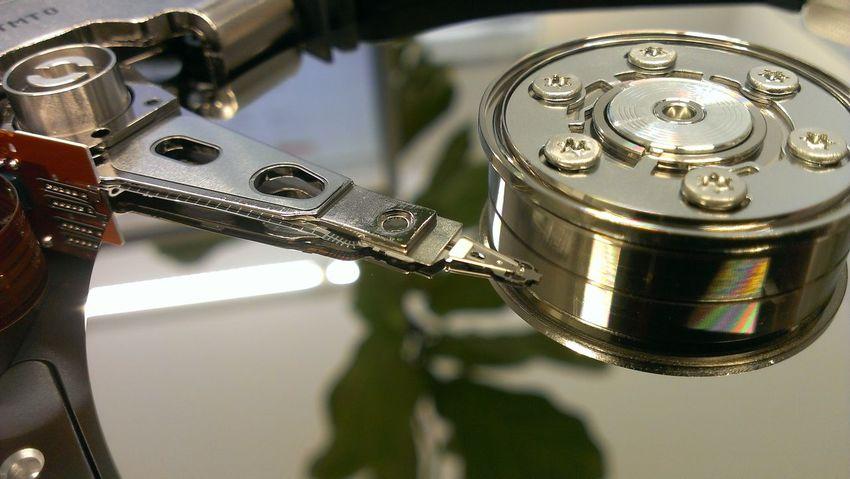 Close Up Technology Metal Technology Close-up No People Harddrives Harddiskdrive Harddisc