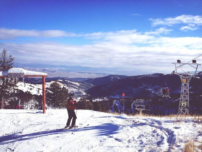 First ski resort to open in montana! Ski Montana