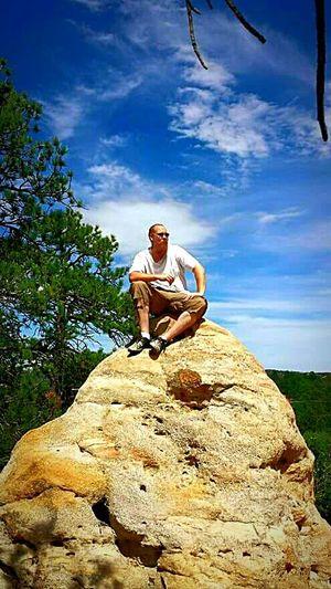 Summer Views Chillin' Colorado Springs