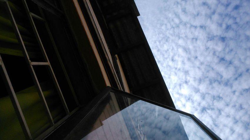 Sky Blue Sky Viña Del Mar Chile♥ Inlove♥ Nubes Y Cielo Clouds And Sky Beautiful Nature Happy :)