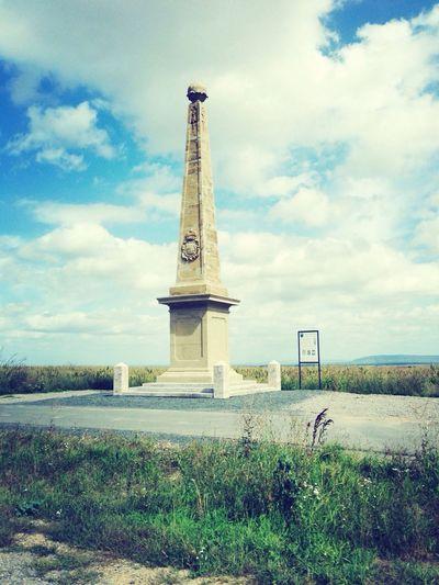 Die Mautpyramide von Gnodstadt! Obelisk