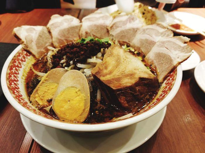 Noodles ラーメン Food