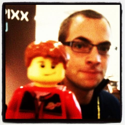 SEOs and me -@tobiasfox Campixx Berlin LEGO Berlintourist