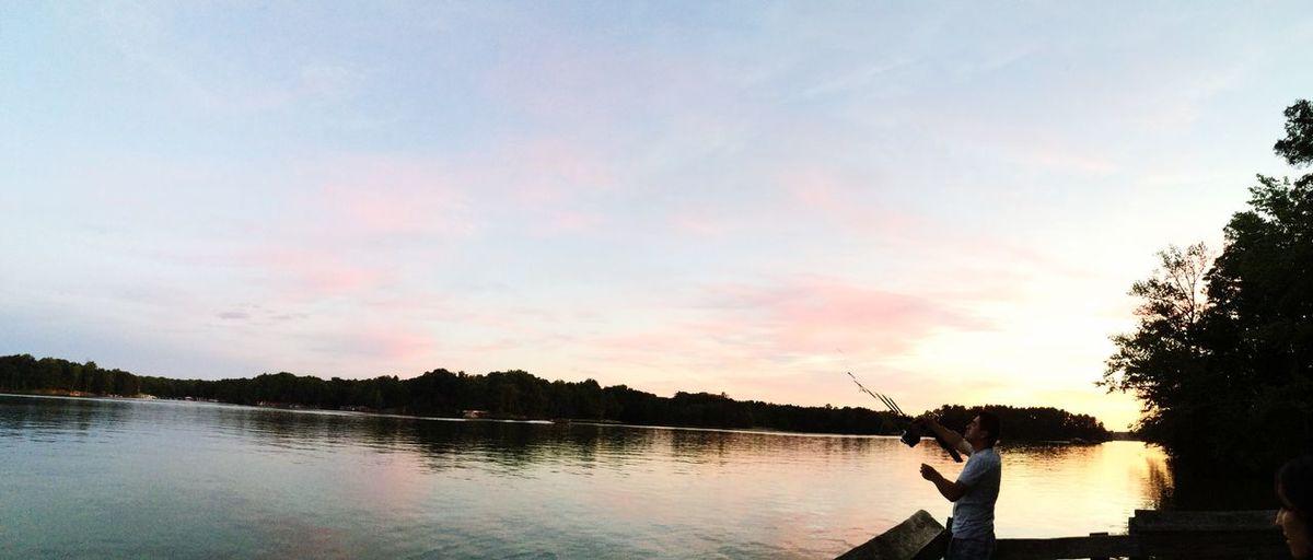 Fishing the dreams 🤔