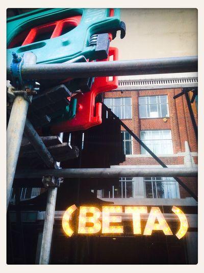 BETA!!!!! Neon Window Building Streetphotography
