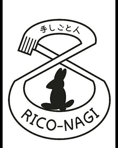 ロゴマークできました! 手しごと人と名乗る由来も書いてみたので 良かったら読んでみてください。 これからも どうぞ宜しくお願い致します🍀 https://m.facebook.com/story.php?story_fbid=2010734055864261&id=1646489745622029 Handmade Rico-nagi Information