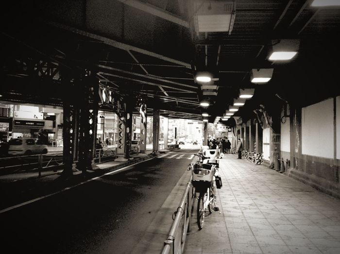 Cityscape Cityscapes Snapshot Streetphoto_bw Black & White City View  IPod Touch